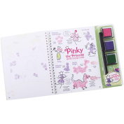 Klutz - Fingerprint Fabulous Book Kit