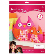American Girl Sew & Stuff Kit - Owls