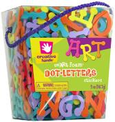 Fibre Craft Creative Hands Smart Foam Alphabet Stickers
