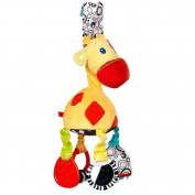 Bright Starts Start Your Sense Sensory Giraffe Plush