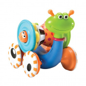 Yookidoo Tsumiki turns around; is a snail pitter-patter