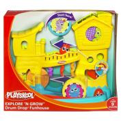 Playskool Explore 'N Grow Drum Drop Funhouse Playset