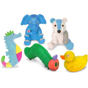 Eric Carle Bath Squirt Toys by Kids Preferred - 96258