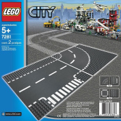 LEGO Supplementary T-Junction & Curve