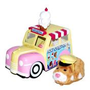 Zhu Zhu Pets Ice Cream Truck.