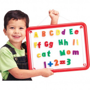 Educational Insights 1782 Magnetic Alphaboard