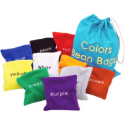 Educational Insights Colours Bean Bags