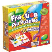 Educational Insights Fraction Pie Puzzles, EI-8445  .