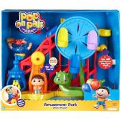 Pop On Pals Amusement Park - Girls