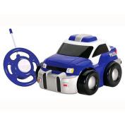 My 1st RC GoGo Police Car - Blue