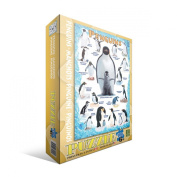 Penguins Jigsaw Puzzle for Kids, 100 pieces Eurographics