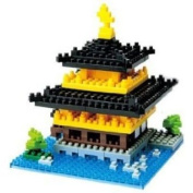NanoBlock Sites to See - Moai Statues on Easter Island