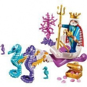 Playmobil Magic Castle Playset - Neptune and Seahorses