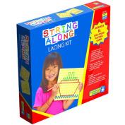 Educational Insights 3645 String-Along Lacing Kit