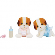 Calico Critters Sunny Brook Spaniel Twins