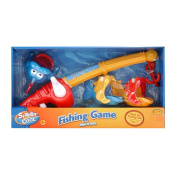 Sizzlin' Cool Fishing Game