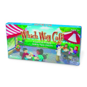 Which Way Cafe Nutrition Game - Learning Resources