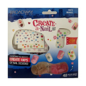 Broadway Nails Create-a-Nail Art Kit