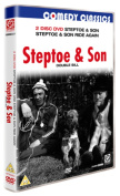 Steptoe and Son/Steptoe and Son Ride Again [Region 2]