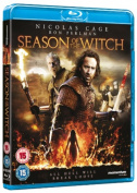 Season of the Witch [Region 1] [Blu-ray]