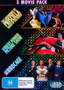 Adventures of Priscilla, Queen of the Desert / Rocky Horror Picture Show / Birdcage [Region 4]