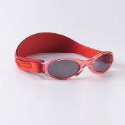 Baby Banz ABBRE Baby Adventure Sunglasses - Red