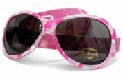 Baby Banz-RBBPC Retro Sunglasses Pink Camo-Ages 0-2