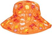 Banz Reversible Sunhat Tidal Orange