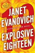 Explosive Eighteen [Large Print]