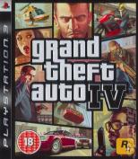 Grand Theft Auto 4 (GTA IV) [Region 2]