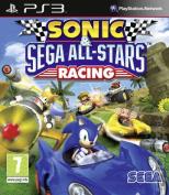 Sonic & Sega All Stars Racing [Region 2] [Blu-ray]