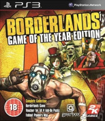 Borderlands - Game of the Year Edition  [Region 2] [Blu-ray]