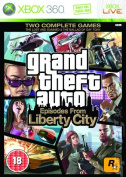 Grand Theft Auto - Episodes from Liberty City [Region 2]