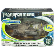 Transformers Dark of the Moon Starscream With Orbital Assault Carrier