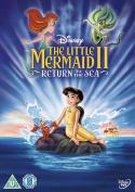 The Little Mermaid II - Return to the Sea [Region 2]