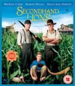 Secondhand Lions [Region B] [Blu-ray]