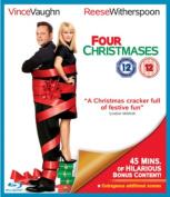 Four Christmases [Region B] [Blu-ray]