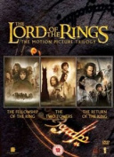 Lord of the Rings Trilogy [Region 2]