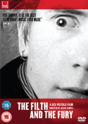 Filth and the Fury - A Sex Pistols Film [Region 2]