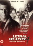 Lethal Weapon 4 [Region 2]