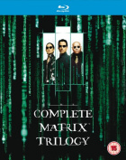 The Complete Matrix Trilogy [Regions 1,2,3,4] [Blu-ray]
