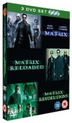 Matrix Trilogy [Region 2]