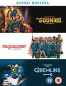 Goonies/Police Academy/Gremlins [Region 2]
