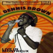 Dennis Brown: Live at Montreux [Region 2]