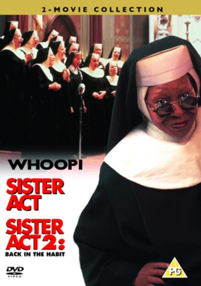 Sister Act/Sister Act 2 - Back in the Habit [Region 2] - DVD - New