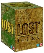 Lost: The Complete Seasons 1-6 [Region 2]