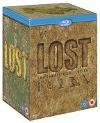 Lost: The Complete Seasons 1-6 [Regions 1,2,3,4] [Blu-ray]