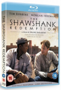 The Shawshank Redemption [Region B] [Blu-ray]