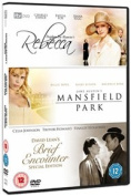 Rebecca/Mansfield Park/Brief Encounter [Region 2]