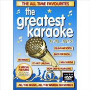 The Greatest Karaoke DVD... Ever! [Region 2]